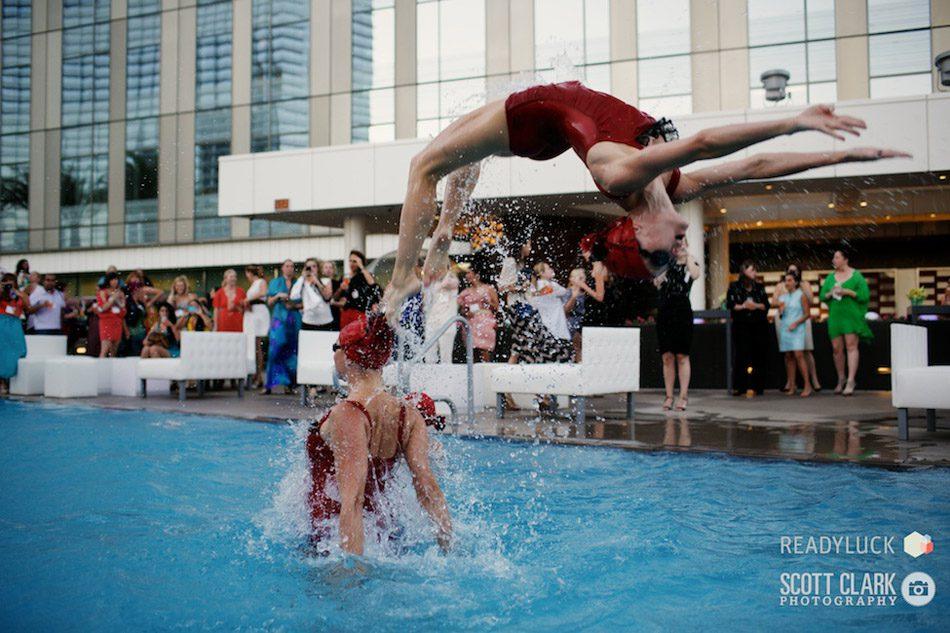 engage!12 opening party at mandarin oriental in las vegas