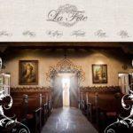 La Fete's New Website