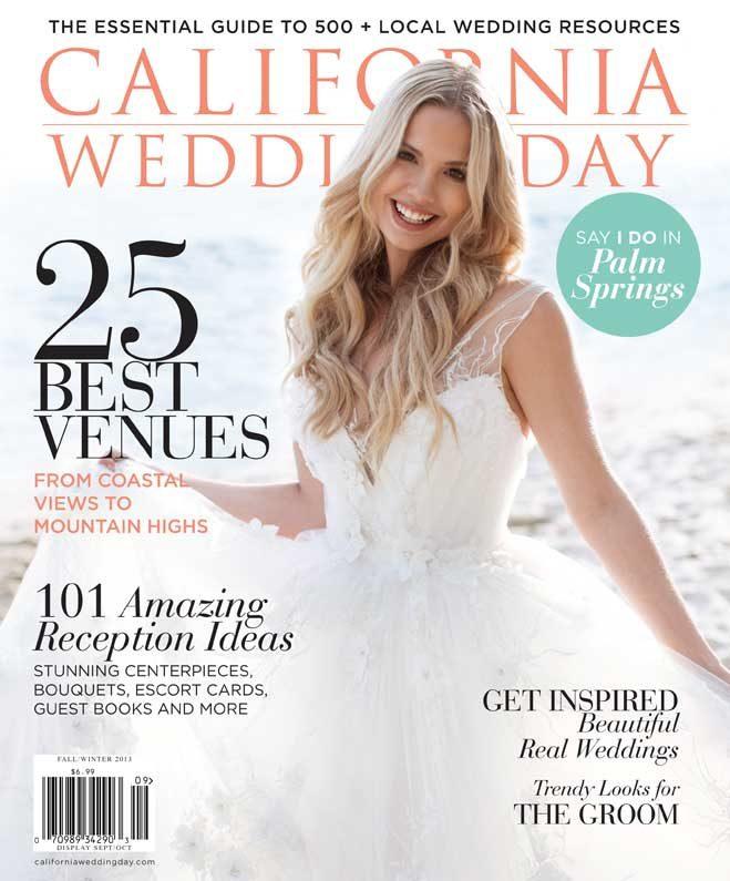 content knot california weddings magazine fall winter